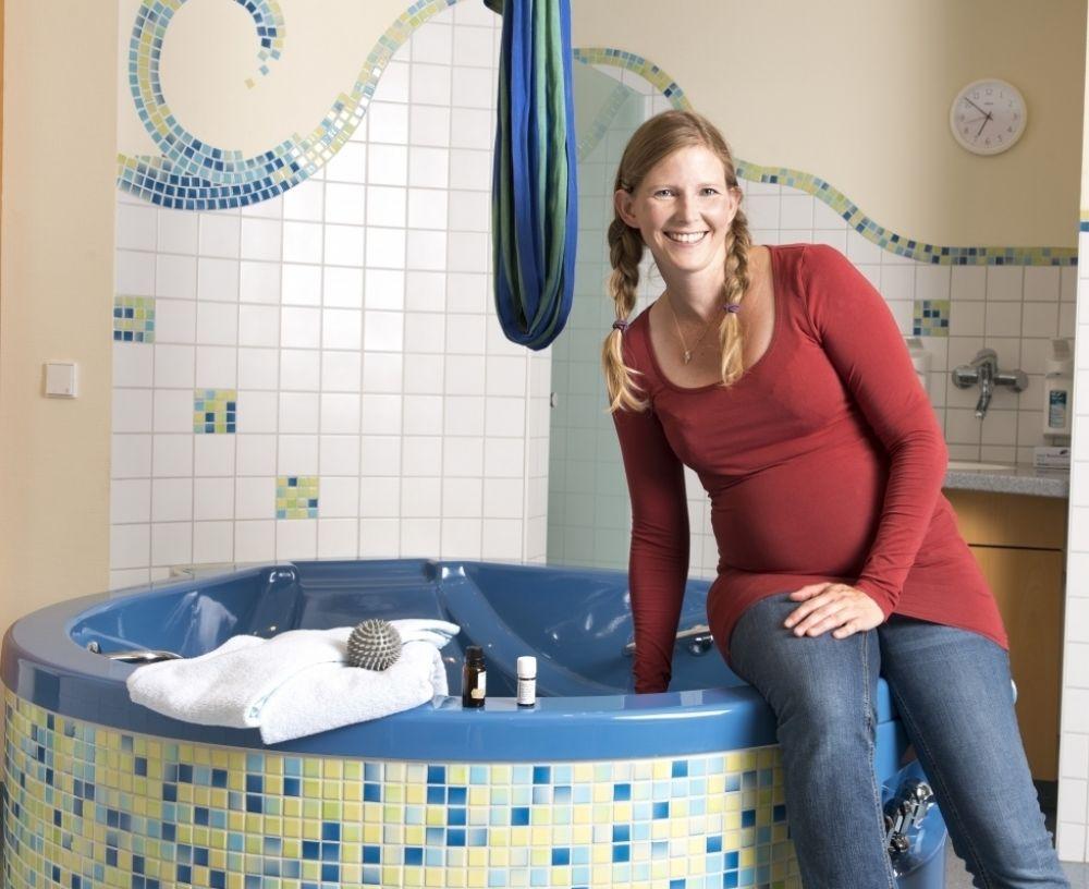 informationsabend f r schwangere mit krei saalbesichtigung. Black Bedroom Furniture Sets. Home Design Ideas